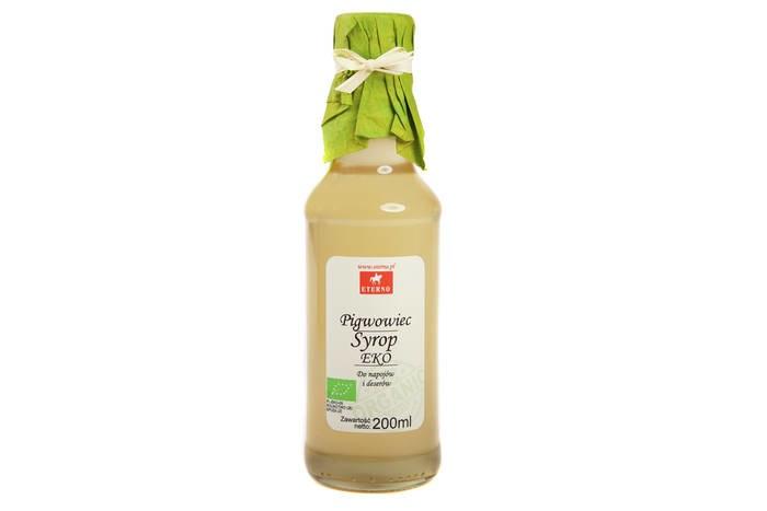 LOGO_ECO Cheanomeles syrup