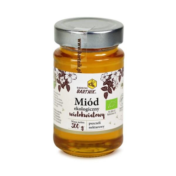 LOGO_Organic honey – multiflower honey