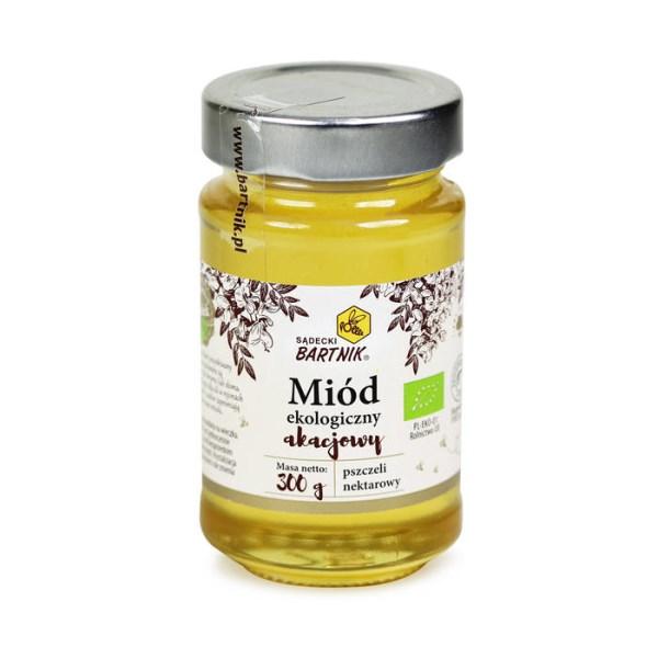 LOGO_Organic honey – acacia honey