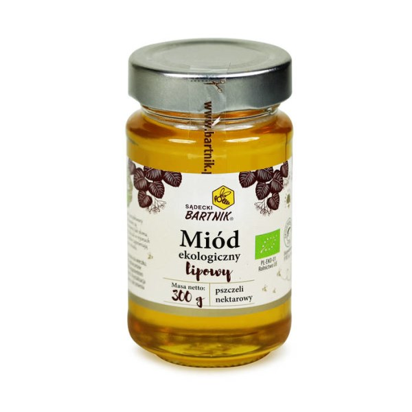 LOGO_Organic honey – linden honey