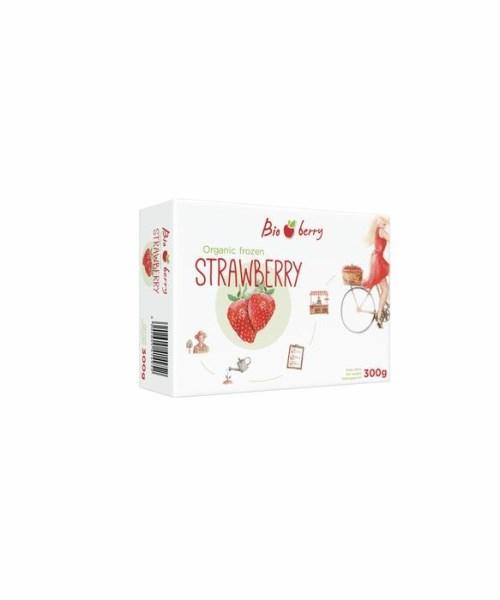 LOGO_Bio Erdbeeren tiefgefroren