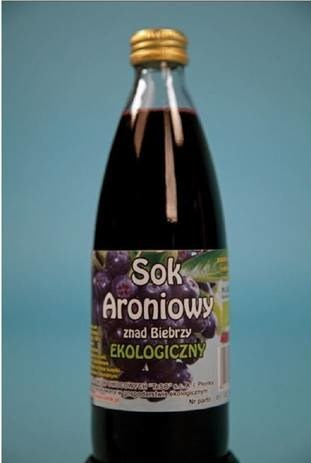 LOGO_Organic Aronia Juice from over Biebrza