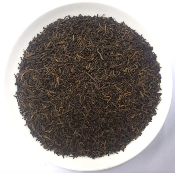 LOGO_Organic Pu-Er Tea