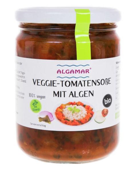 LOGO_Algamar-Veggie-Tomatensoße mit Algen 420g