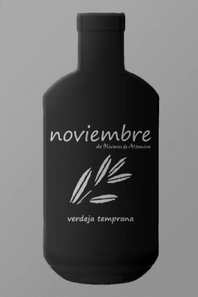 LOGO_NOVIEMBRE. BIO Natives Olivenöl Extra 500 ml