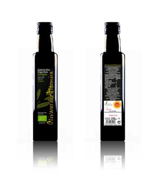 LOGO_Olivares de Altomira. Extra Natives BIO-Olivenöl kaltgepresst, 250 ml