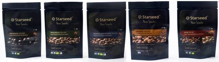 LOGO_STARSEED® POWER SNACKS