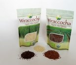 LOGO_Organic Quinoa Black: Grain, Flour, Flakes, precooked, gelatinized