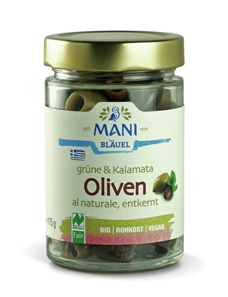 LOGO_greek Olives green & kalamata, al naturale