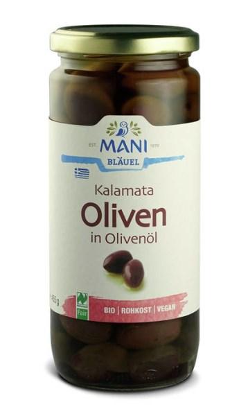 LOGO_Kalamata Oliven in Olivenöl_455g