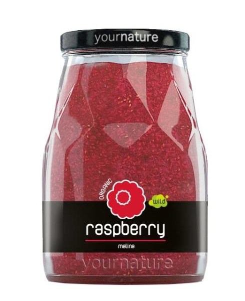 LOGO_YourNature Raspberry jam 250g