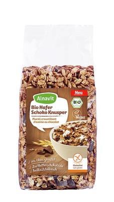 LOGO_Organic crunchy oat muesli with chocolate