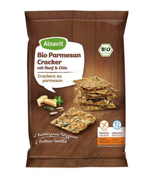 LOGO_Organic Crackers with hemp & chia