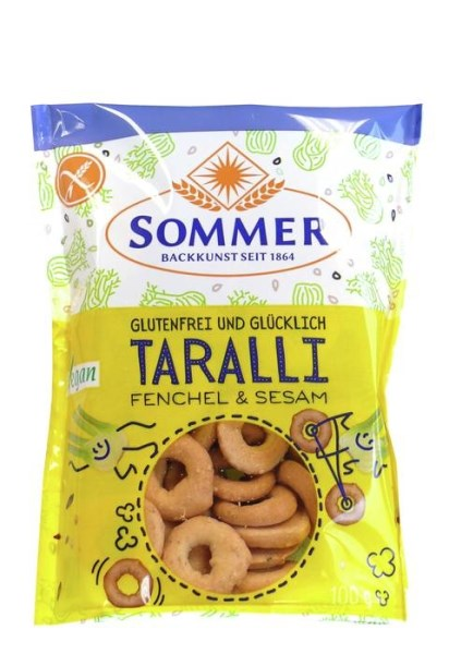LOGO_GLUTEN FREE AND HAPPY - Fennel Taralli