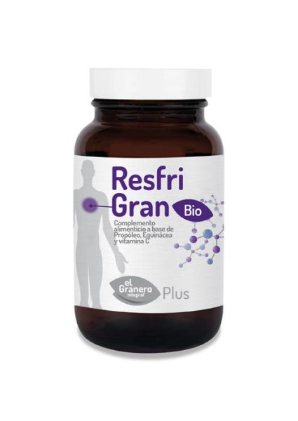 LOGO_RESFRIGRAN-ORGANIC FOOD SUPPLEMENT EL GRANERO INTEGRAL