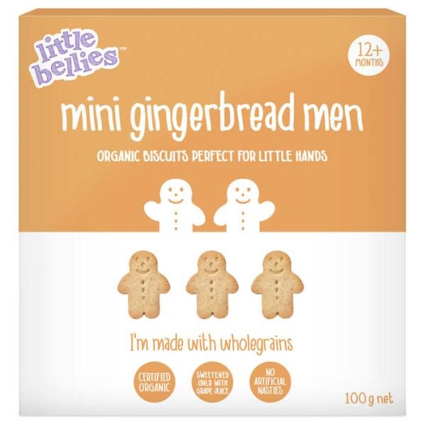 LOGO_Mini Gingerbread Men