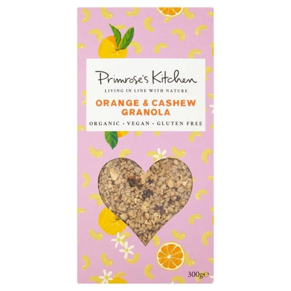 LOGO_Orange & Cashew Granola