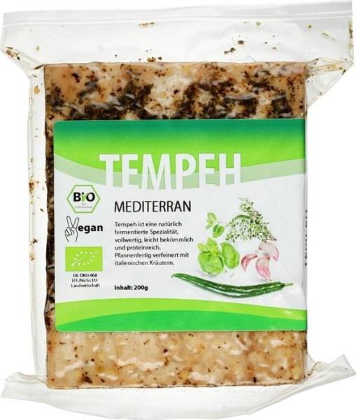 LOGO_Tempeh Mediterran, 200g