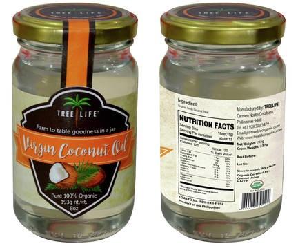 LOGO_Organic Virgin Coconut Oil