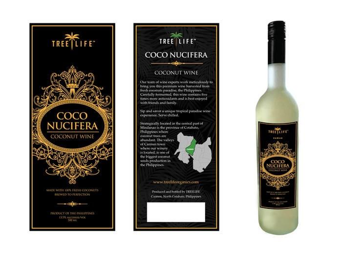 LOGO_Organic Coconut Wine