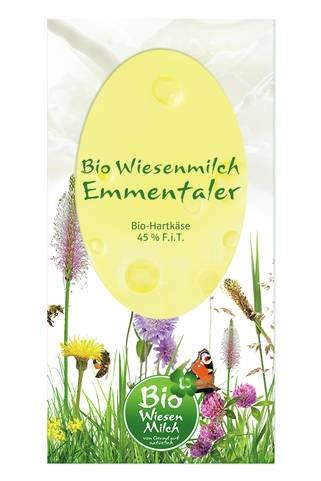 LOGO_Bio Wiesenmilch Emmentaler Stück 250g