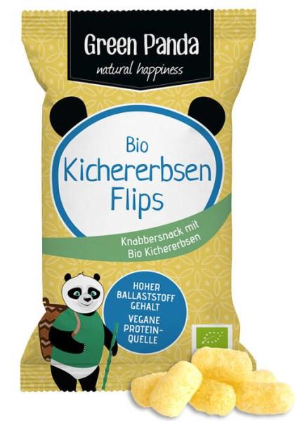 LOGO_Green Panda Bio Kichererbsen Snack Flips