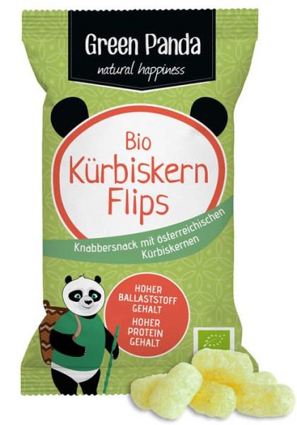 LOGO_Green Panda Bio Kürbiskern Snack Flips