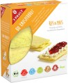 LOGO_Gluten-free organic rice & corn crispbread