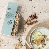 LOGO_I Just Love Breakfast #5 Pecan Almond granola