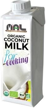 LOGO_Organic Kokosmilch in Tetrapack