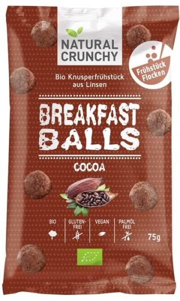 LOGO_Breakfast Balls – Cocoa – Bio Knusperfrühstück aus Linsen