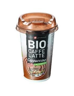 LOGO_Organic Caffe Latte Cappuccino lactose-free 230ml