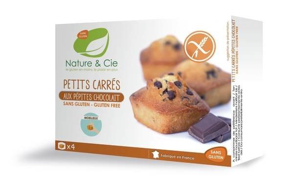 LOGO_GLUTEN FREE CHOCOLATE DROP SPONGE CAKES