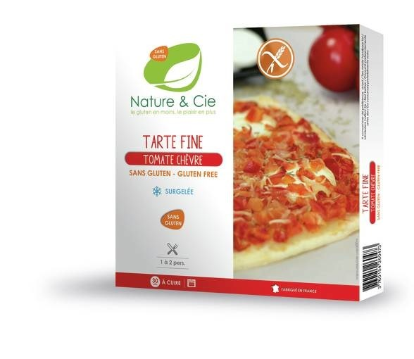 LOGO_GLUTEN FREE TART WITH TOMATOES AND GOAT CHEESE