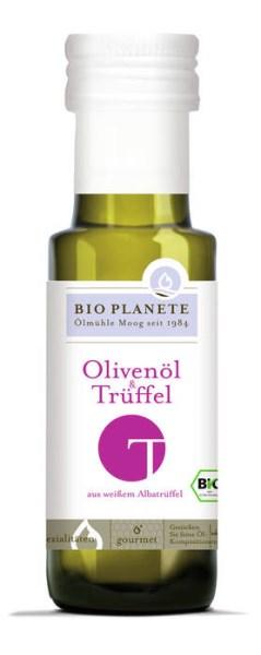 LOGO_BIO PLANÈTE Olivenöl & Trüffel 100 ml