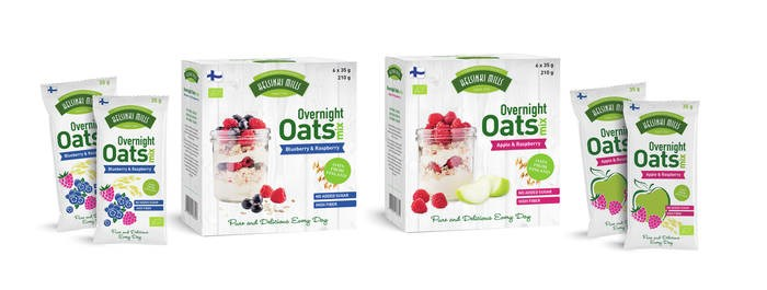 LOGO_Organic Overnight oats