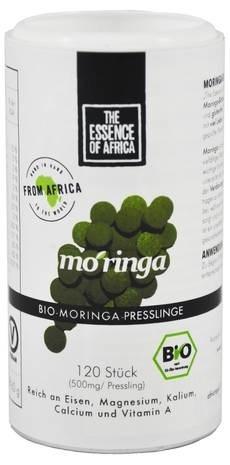 LOGO_Moringa tablets (100% organic)