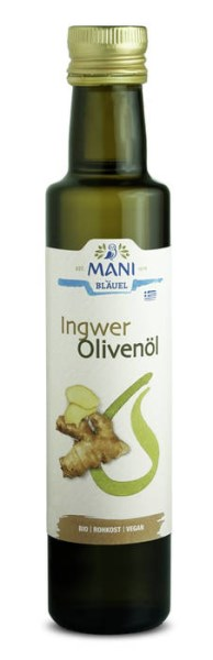 LOGO_MANI organic olive oil with ginger