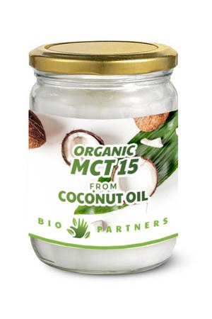 LOGO_Organic MCT15 from COCONUT OIL