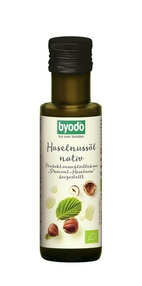 LOGO_Hazelnut Oil, cold pressed, from Piemont hazelnuts