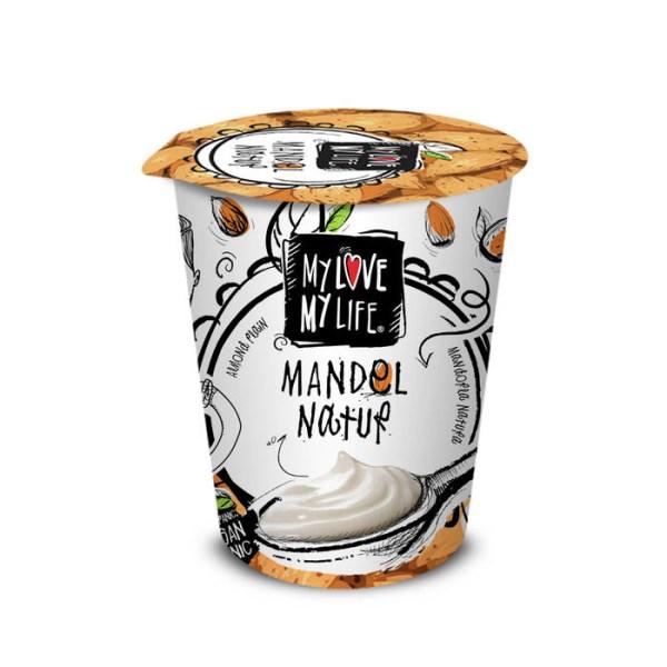 LOGO_Organic Almond Yogurt Alternative Plain (unsweetened)