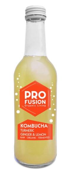 LOGO_Profusion Organic Kombucha - Turmeric & Ginger