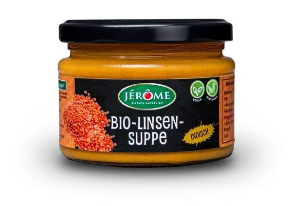 LOGO_JÉRÔME indische Bio Linsensuppe