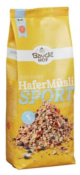 LOGO_Fitness muesli, high protein, gluten free