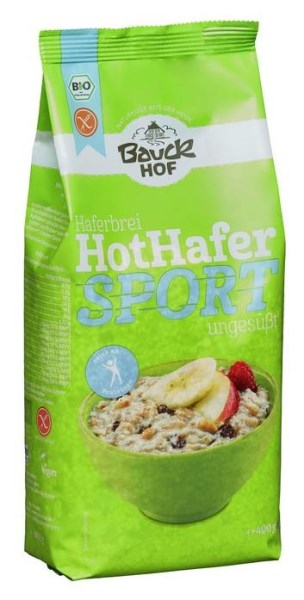 LOGO_Fitness porridge, high protein, gluten frei
