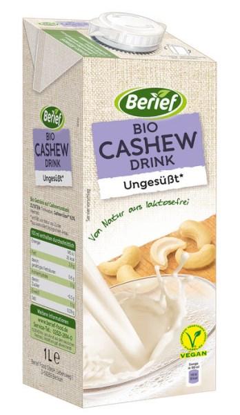 LOGO_Berief Organic Cashew Drink unsweetened
