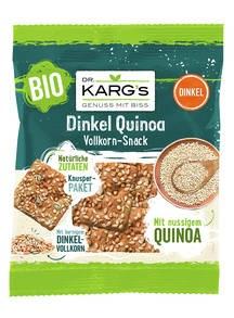 LOGO_Dr. Karg's Organic Wholegrain Snack Pack Spelt & Quinoa