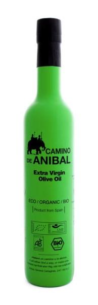 LOGO_Camino de Anibal Organic Extra Virgin Olive Oil