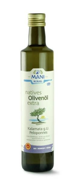 LOGO_MANI extra virgin olive oil Kalamata P.D.O.