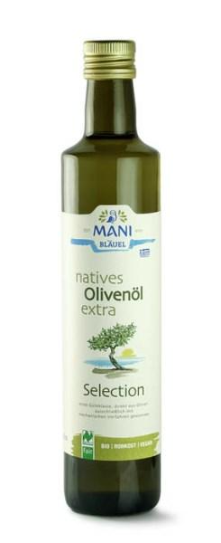 LOGO_MANI organic olive oil extra virgin